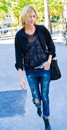 Anja Rubik fashion - Bing Images
