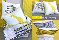 Super Cute Animal Appliqué Pillows - Sew4Home - Transform Your Space