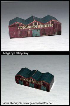 Own design (1 of 3) Paper Models, Decorative Boxes, Home Decor Boxes, Paper Patterns