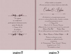 BebeStudio11.com - Invitatii Nunta si Botez: Invitatii Nunta Pasaport de Nunta Bullet Journal, Wedding Ideas, Personalized Items, Wedding Ceremony Ideas