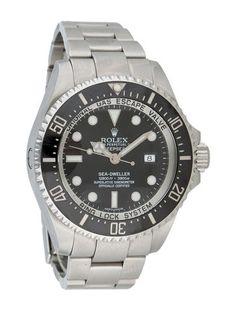 Rolex Rolex Submariner Deep Sea Seadweller Watch