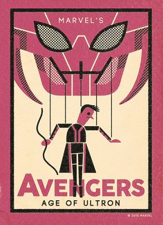 """The Avengers: Hawk"" by Andrew Kolb"