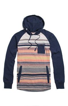 ace73555f Layer up when it's chilly outside in the Wave Washed Pullover Hoodie. This  new go-to from Billabong has a drawstring hood, a kangaroo pocket, ...
