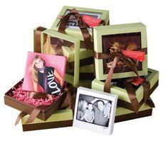 WHCC Fine Art Canvas Wraps  NASHVILLE WRAPS Gourmet & Gift Presentation Boxes #PPMagInspiration