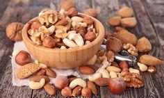 Frutos secos: pequenas maravilhas