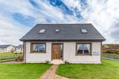 creigard bungalow badnaban lochinver sutherland england holiday rh pinterest com