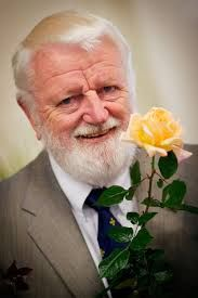 Image result for mcgredy roses: Sam McGredy, now retired, bred many wonderful roses in Ireland.