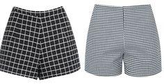 Short cintura alta – DIY – molde, corte e costura – Marlene Mukai - Sewing Pants, Sewing Clothes, Diy Clothing, Clothing Patterns, Diy Fashion, Ideias Fashion, Fashion Design, Cute Summer Outfits, Refashion