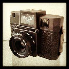 Holga 120N, 1982, 120-35mm