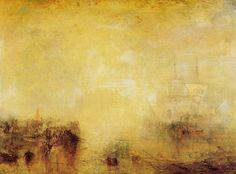 Turner, Joseph Mallord William: Hurra! für den Walfänger Erebus! ein weiterer Fisch! (Hurrah! for the Whaler Erebus! another Fish!')