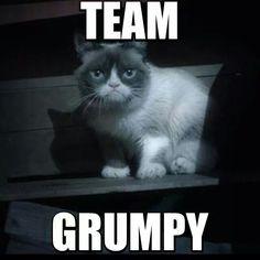 TEAM GRUMPY.