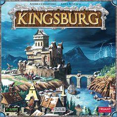 Kingsburg | Board Game