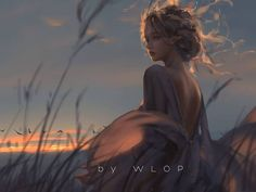 Beautiful Fantasy Art, Dark Fantasy Art, Fantasy Artwork, Drawings With Meaning, Different Art Styles, Scorpio Woman, Fantasy Comics, Cool Anime Girl, Princess Aesthetic