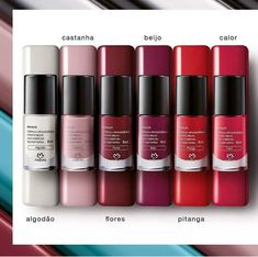 Natura Cosmetics, Perfume, Lipstick, Tips, Beauty, Enamels, Infant Pictures, Work Nails, Products