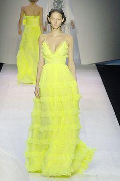 Giambattista Valli Spring 2008 Ready-to-Wear Fashion Show - Hye Park