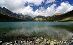 Gangabol Lake #GrabYourDream #Adventure #Travel #Contest