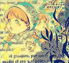 Tribute: Maria Pascual III by MetMarfil on deviantART