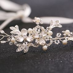 bride dress accessories plant handmade headband hair ornament bride headdress wedding hair jewelry