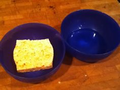 Sponging water....the best activity ever!!! Plus more great ideas for 1-2 year olds.
