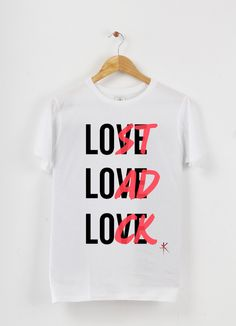 """Love&Lost"" tee"