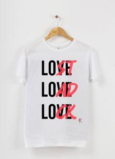 """Love&Lost"" tee"