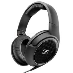 The Sennheiser HD 429 headphones features a powerful bass response provided by high-output neodymium magnets.