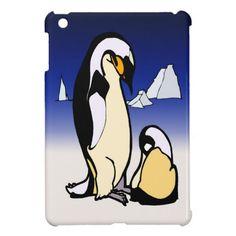 Penguin Case For The iPad Mini Für jedes Fest und jede Feier, das richtige Geschenk, das findet ihr in meinem Shop bei Zazzle.com jetzt sogar zu einem Super Angebot! - Zeit zum Geschenke-Kaufen!