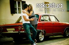 rakastua ~ to fall in love