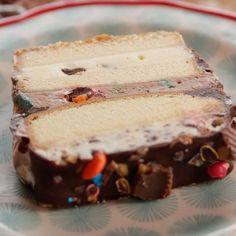 Ice Cream Layer Cake By Ree Drummond