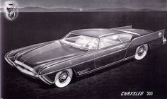 Chrysler 300 By Ghia