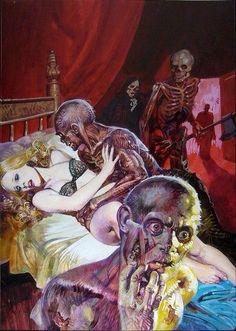 Love Zombies Attacking Sexy Women, so cliche' but i love it <3