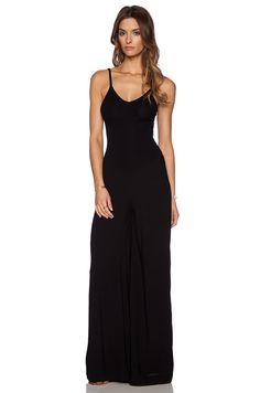 Indah Bianca Jumpsuit in Black | REVOLVE