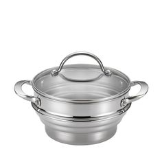 Anolon Universal Steamer with Lid