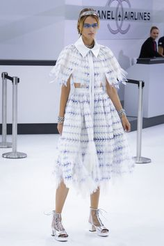 Chanel Ready To Wear Spring Summer 2016 Paris - NOWFASHION