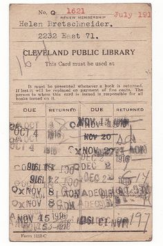 20 Best Library Stamps Images On Pinterest