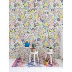 """Found it at Wayfair - 15' x 28"""" Wild Flower Wallpaper"""