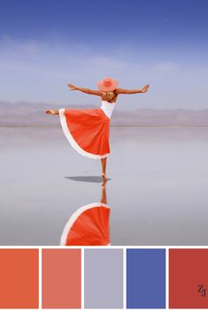 ZJ Colour Palette 306 #colourpalette #colourinspiration