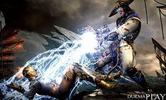 http://www.durmaplay.com/News/mkx-1-09-yama-notlari   NetherRealm Studios ve High Voltage Software (PS3 ve Xbox 360) is birligi çerçevesinde Unreal Engine 3 oyun motoru kullanilarak gelistirilen, Nisan 2015'te de PC, yeni nesil konsol ve Android platformlarda piyasaya sürülen popüler dövüs oyunu Mortal Kombat X için kisa süre önce 1 09 Yama Notlari yayimlandi
