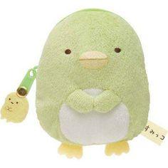 San-x Sumikko Gurasi Plushy Coin Case Penguin? San-X  -  $9.53 Prime