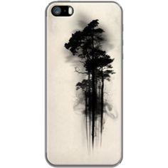 Enchanted forest Par NG Design pour Apple  iPhone 5/5s