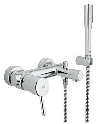 "Concetto Single-lever bath mixer 1/2"" 32212001"