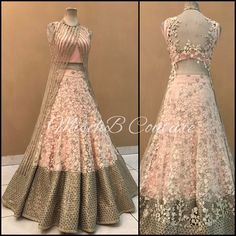 Please what's app/call us on Book ur orders now ✔ Tag ✔ Invite your friends this Page ✔… Indian Gowns Dresses, Pakistani Dresses, Bridal Dresses, Indian Wedding Outfits, Indian Outfits, Indian Designer Outfits, Designer Dresses, Lehnga Dress, Lehenga Saree