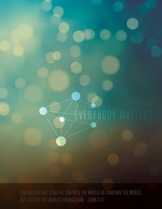 Everybody Matters Sermon Series, via Flickr.