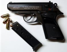 Walther PPK-E Find our speedloader now! http://www.amazon.com/shops/raeind