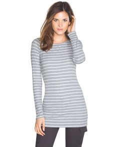 I do not have stripes in my closet, I'm looking to give them a try