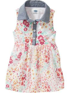 This would look so cute on her! :) From Old Navy.