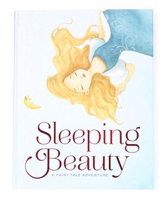 Look what I found on #zulily! Sleeping Beauty Hardcover #zulilyfinds