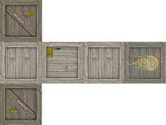 Money Grubbing Mercenaries Suppy Crate
