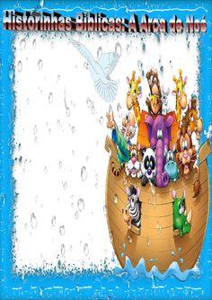 Historinhas Bíblicas: A Arca de Noé  (link afiliado)