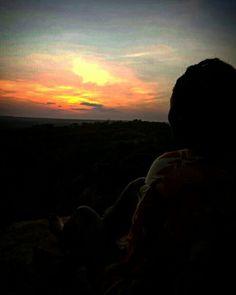 The beautiful aftermath of a sunset in Malindi, Kenya.  #africa #sunset #kenya #attractions